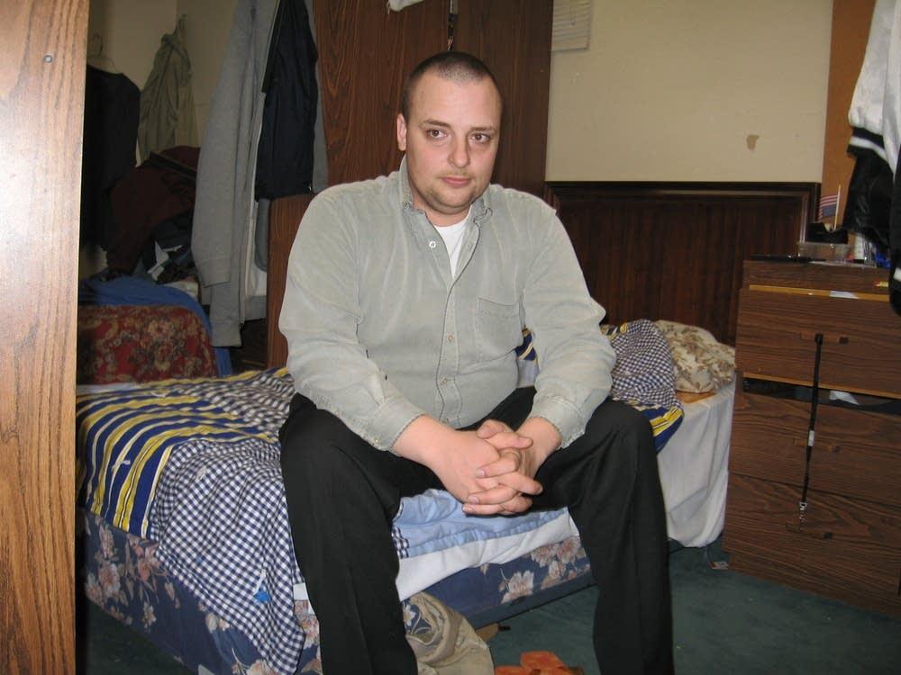 Andrew, Iraqi war veteran