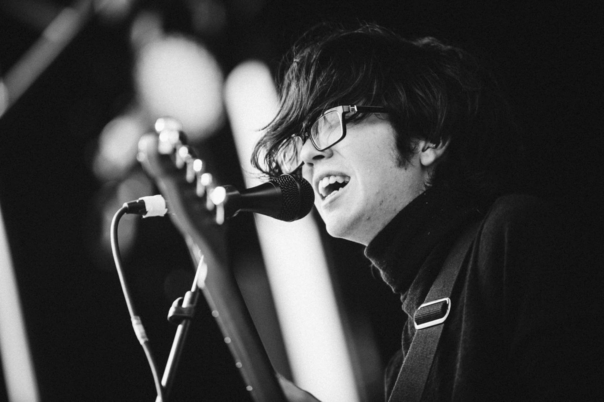 Will Toledo of Car Seat Headrest