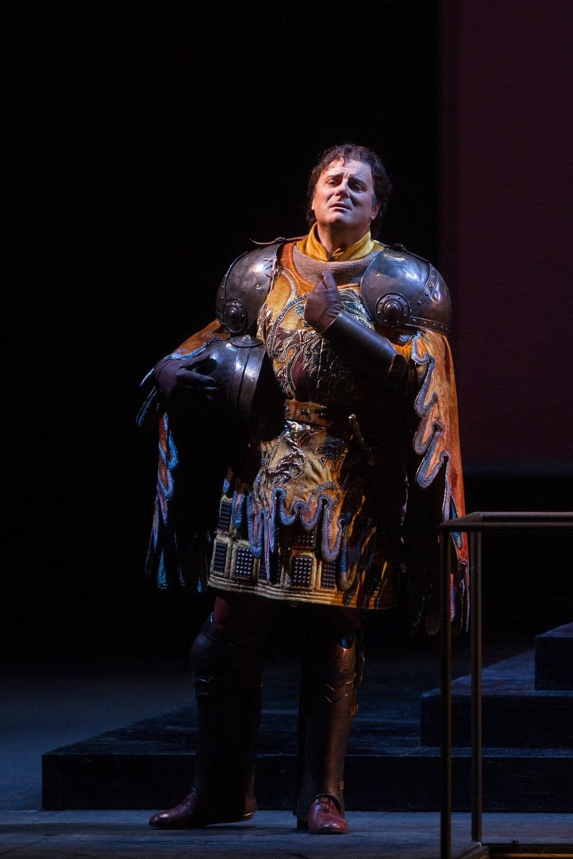 Marcello Giordani as Paolo il Bello