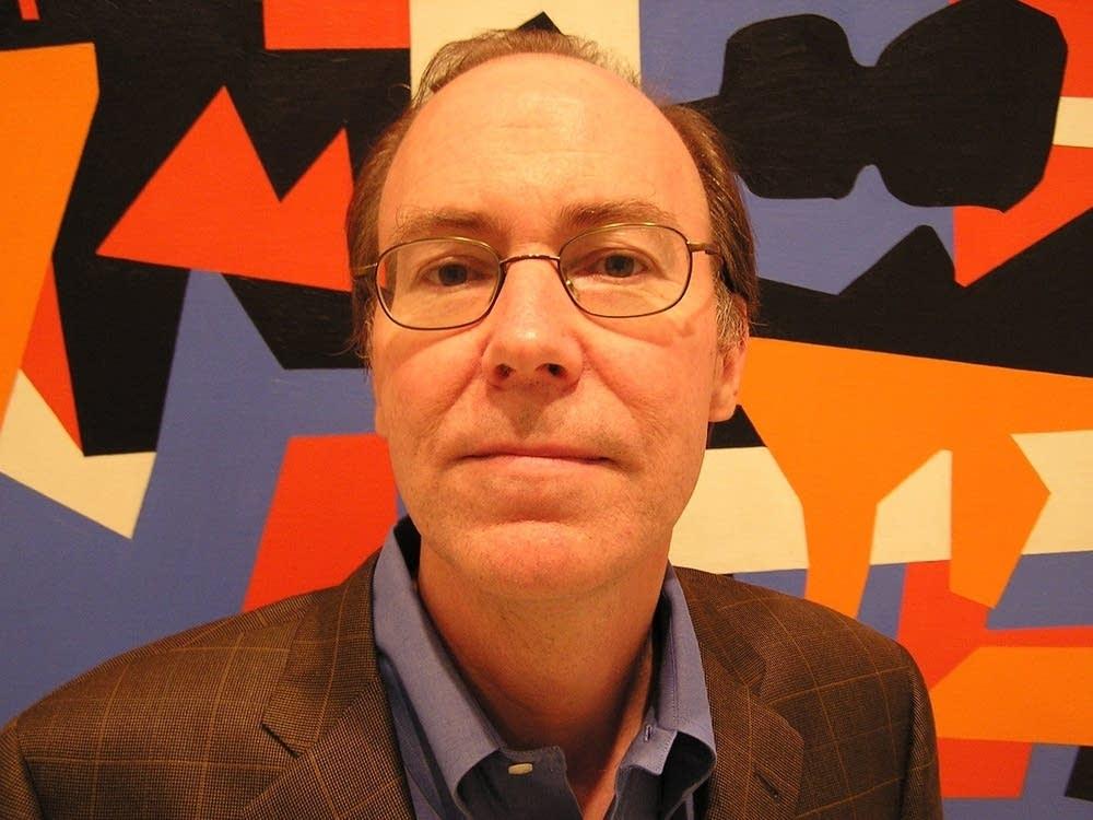 Curator Michael FitzGerald
