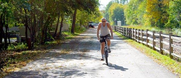 Kenilworth bike trail
