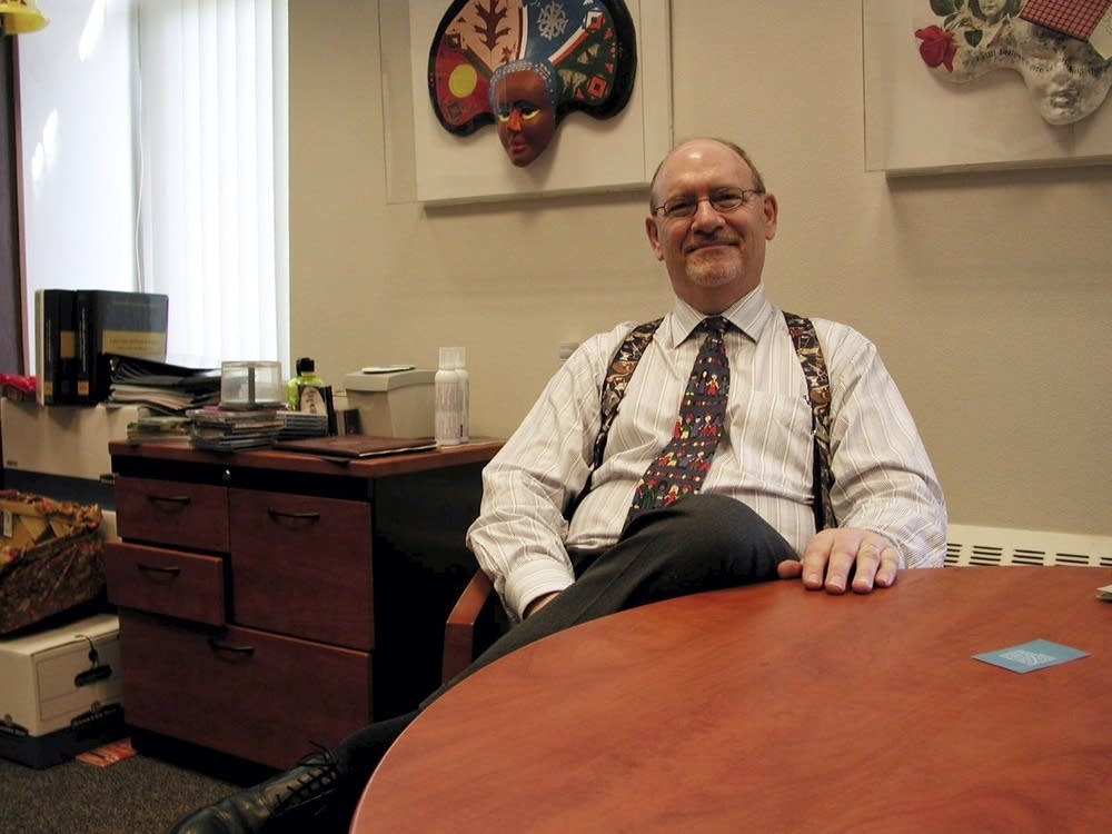 Dr. Ed Ehlinger
