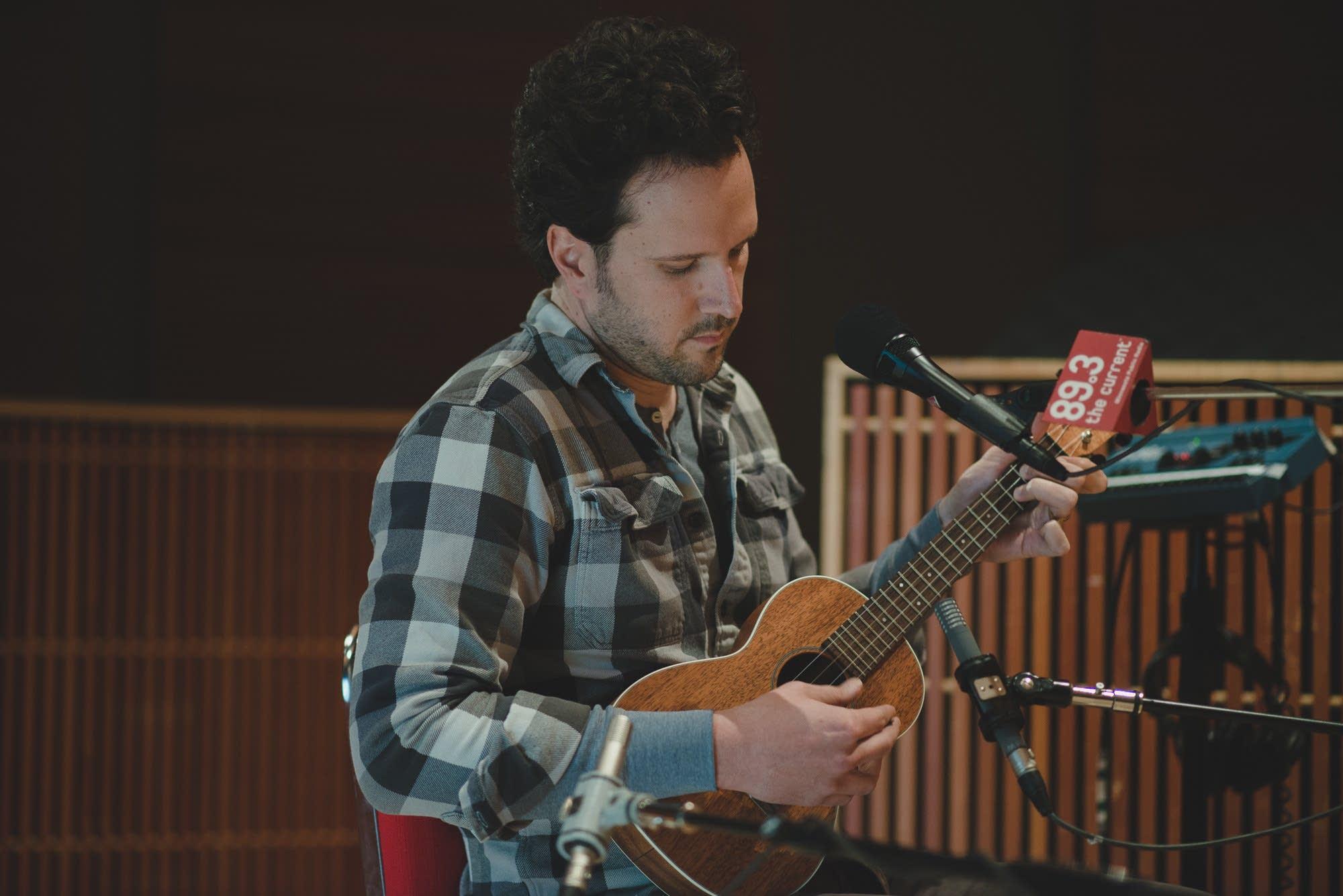 mason jennings, ukulele