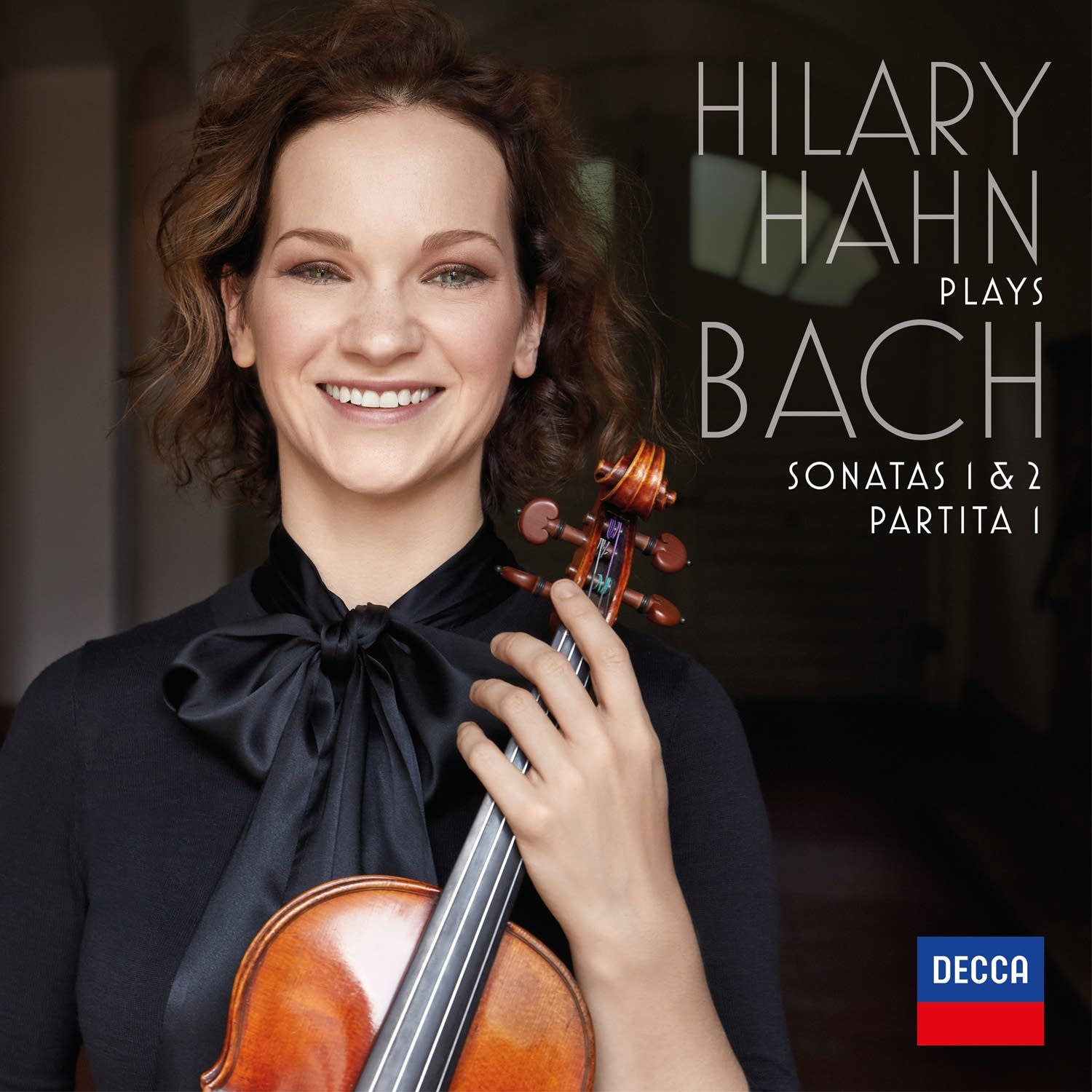 Hilary Hahn's second solo album of music by Bach