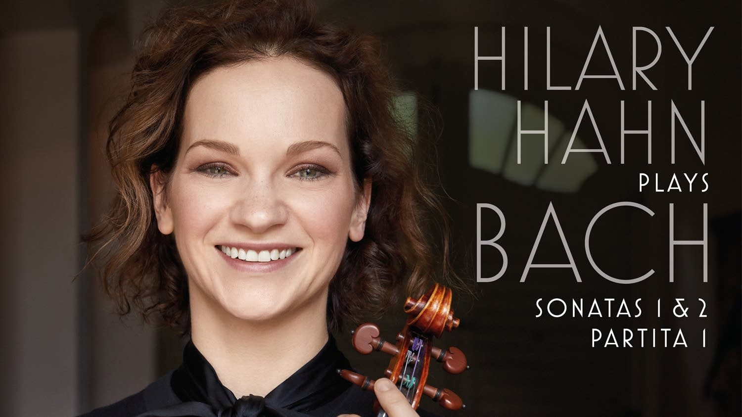 Hilary Hahn's second solo album of music by Bach.
