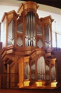 2000 Richard-Fowkes at First Lutheran Church, Boston, Massachusetts