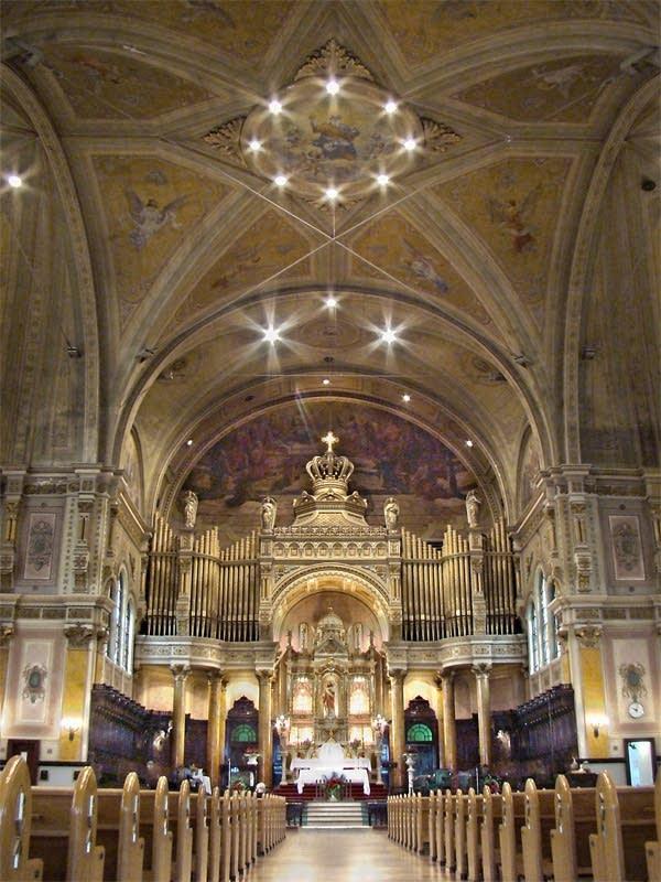 1915-1999 Casavant/Tres-Saint-Nom-de-Jesus, Montreal, Quebec, Canada
