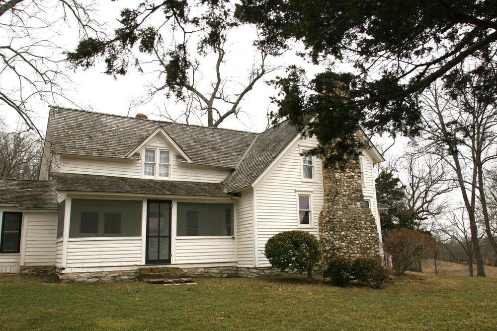 Laura Ingalls Wilder's Missouri home