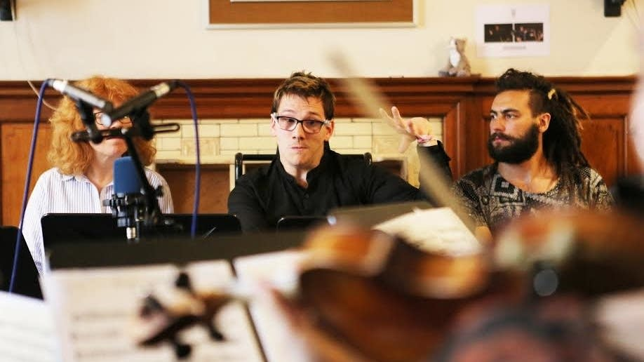 UK orchestra makes headlines with ensemble for disabled