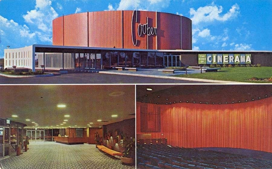 Cooper Theater in St. Louis Park