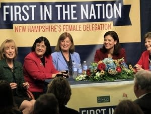 5 women holding N.H.'s top political offices