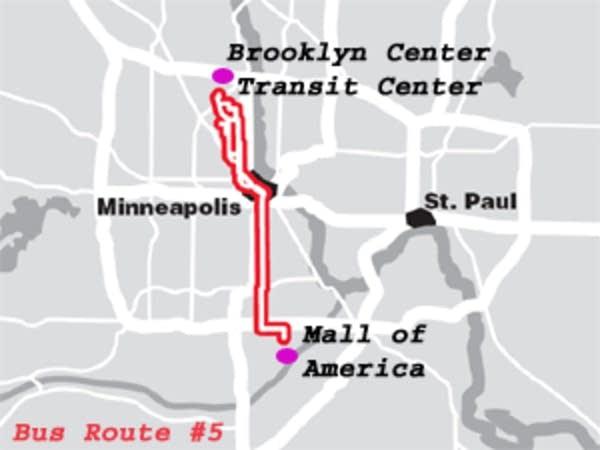 Bus route 5