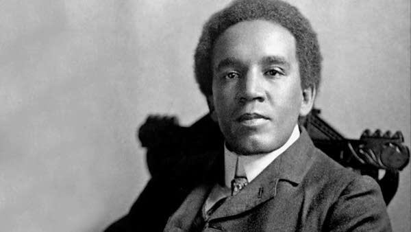 Samuel Coleridge-Taylor was a famous African-English composer.