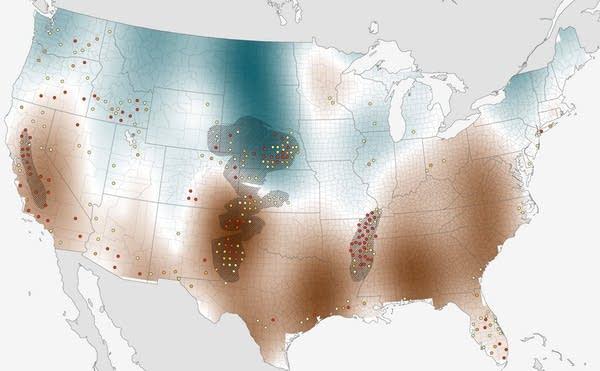 satellite groundwater drawdown