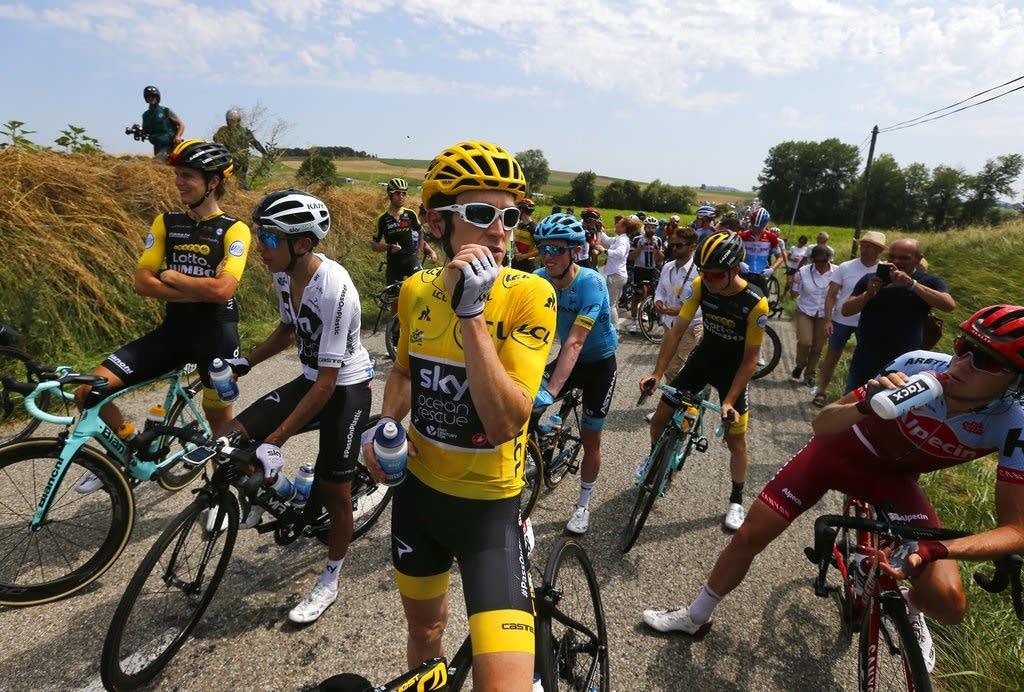 Listen To Race Radio Tour De France