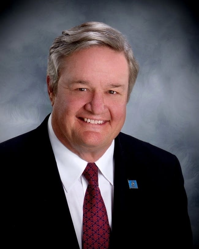 North Dakota Gov. Jack Dalrymple