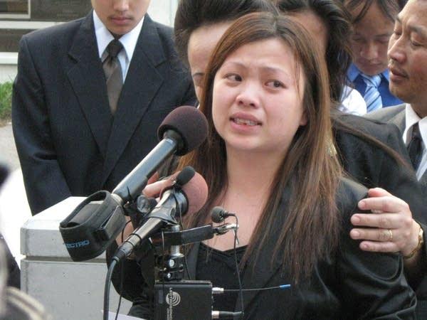 Fong Lee's sister