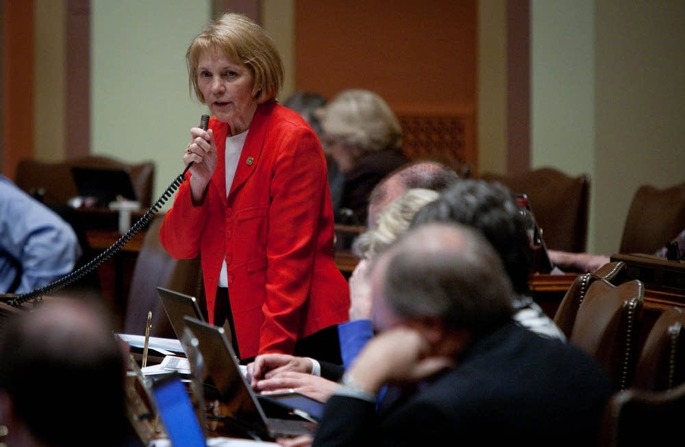 Sen. Mary Kiffmeyer, R-Big Lake.