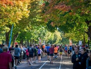 2016 Twin Cities Marathon