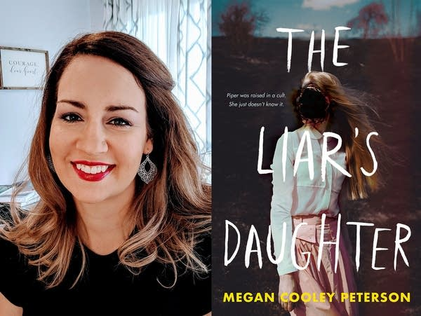 """Megan Cooley Peterson's young adult novel """"The Liar's Daughter"""""""