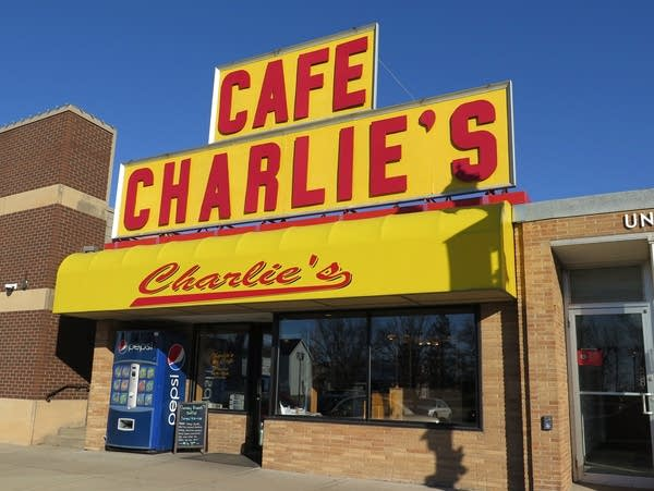 Charlie's Cafe in Freeport was the inspiration for the Chatterbox Cafe.