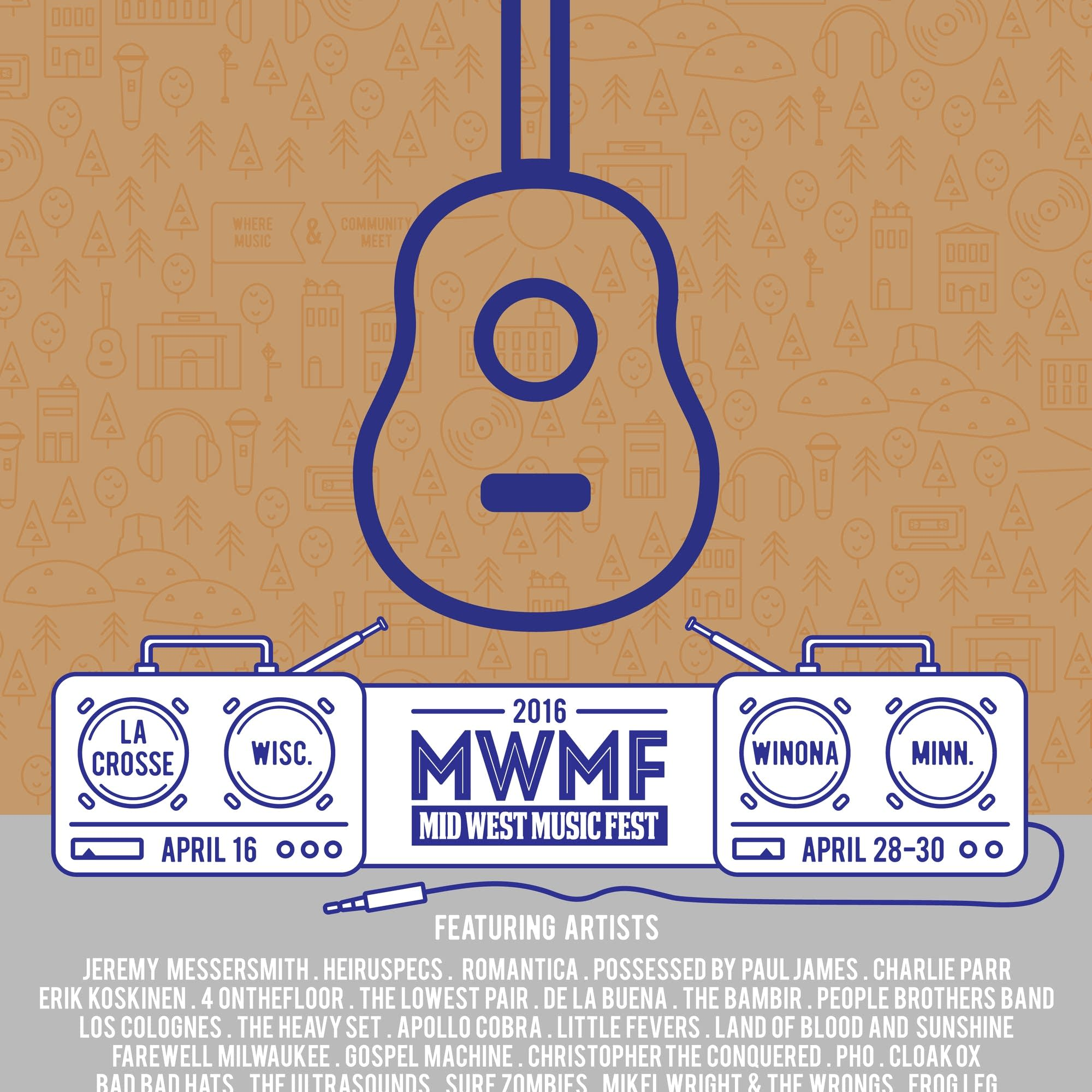 Mid West Music Fest 2016   Events Calendar   The Current