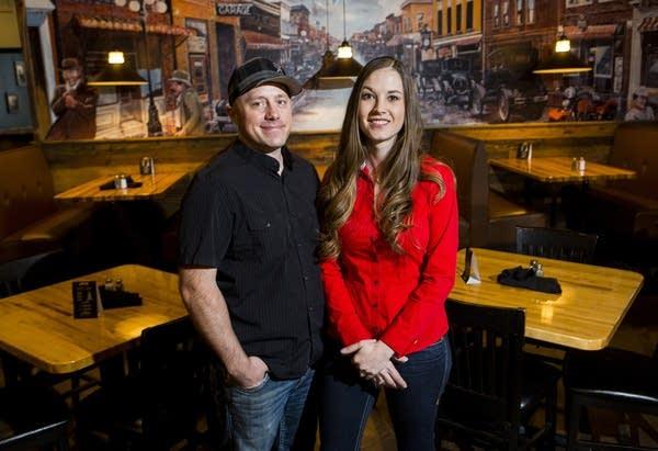 Erik and Jessica Lietz