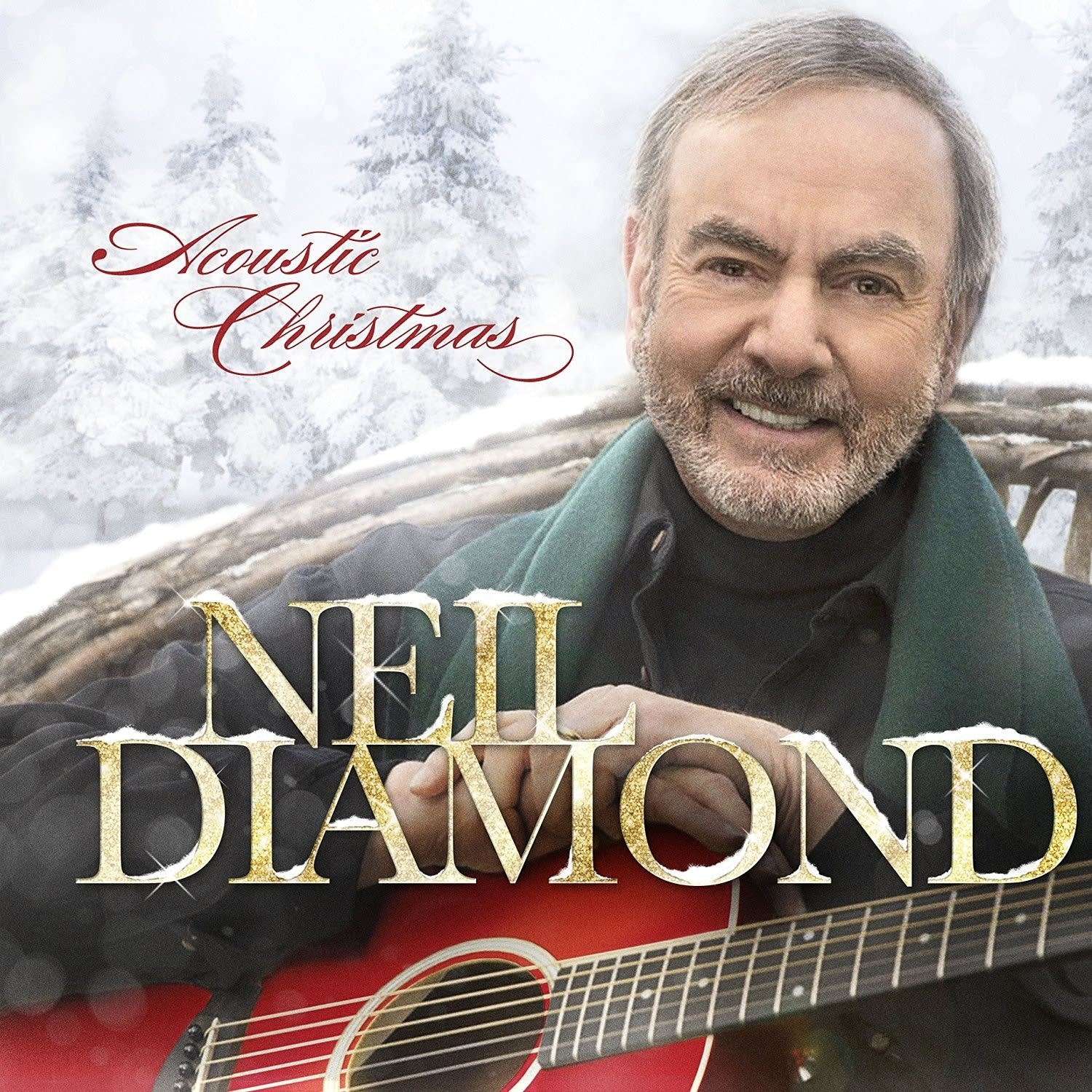 Neil Diamond On Loving Christmas Music As A Jewish Person | The ...