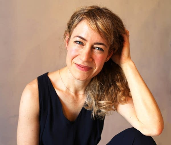 "Saskia Lane is a co-composer of ""Nooma."""