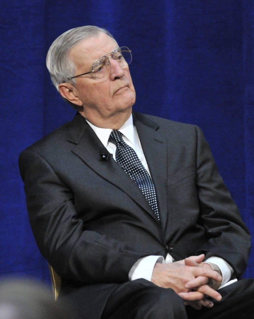 Former Vice President Walter Mondale in a 2011 fil