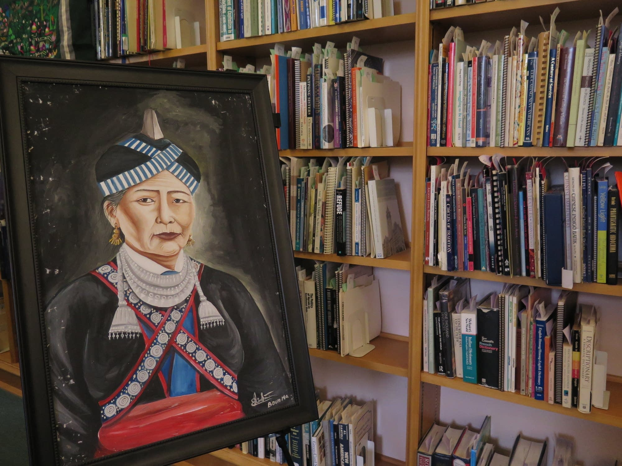 The Hmong Archives at East Side Freedom Library