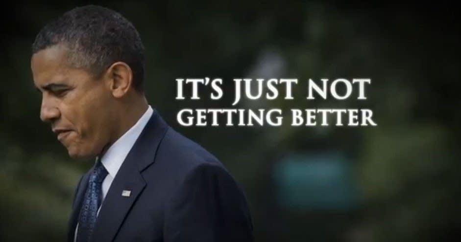 Mitt Romney political ad