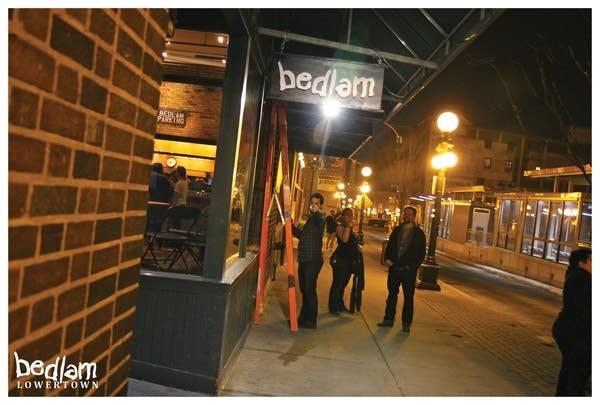 bedlam theatre lowertown