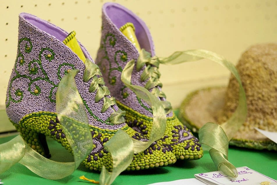 Marta Christmann's seed-based shoes