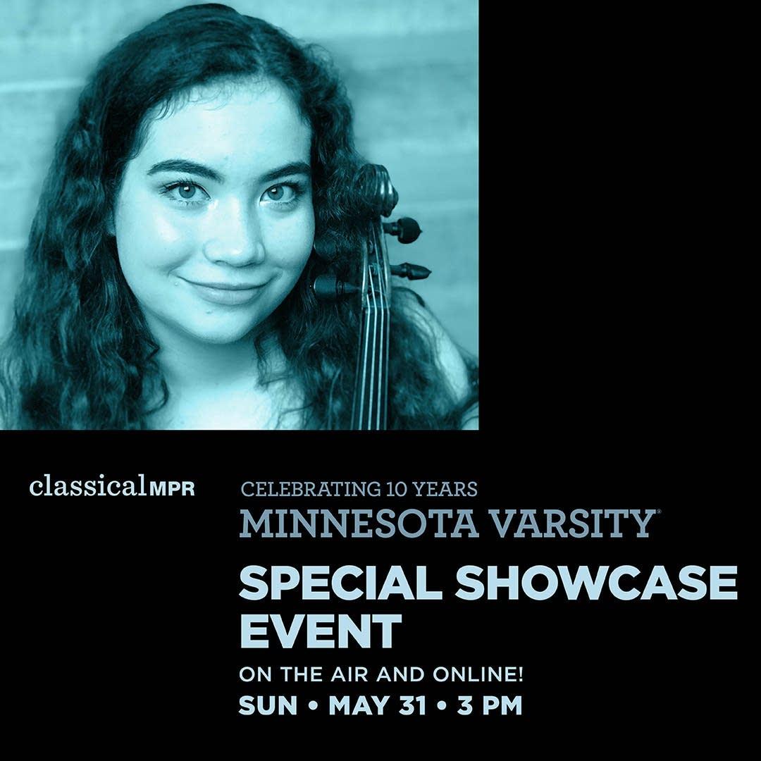 Minnesota Varsity Showcase Artist