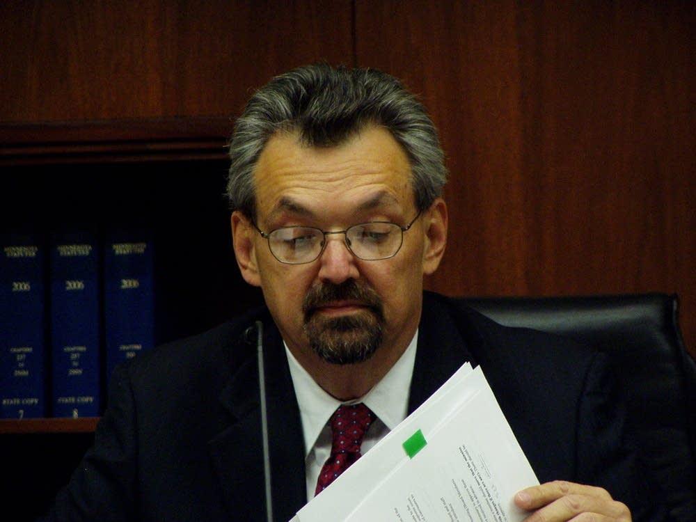 Supreme Court Justice Eric J. Magnuson