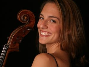 Cellist Julie Albers
