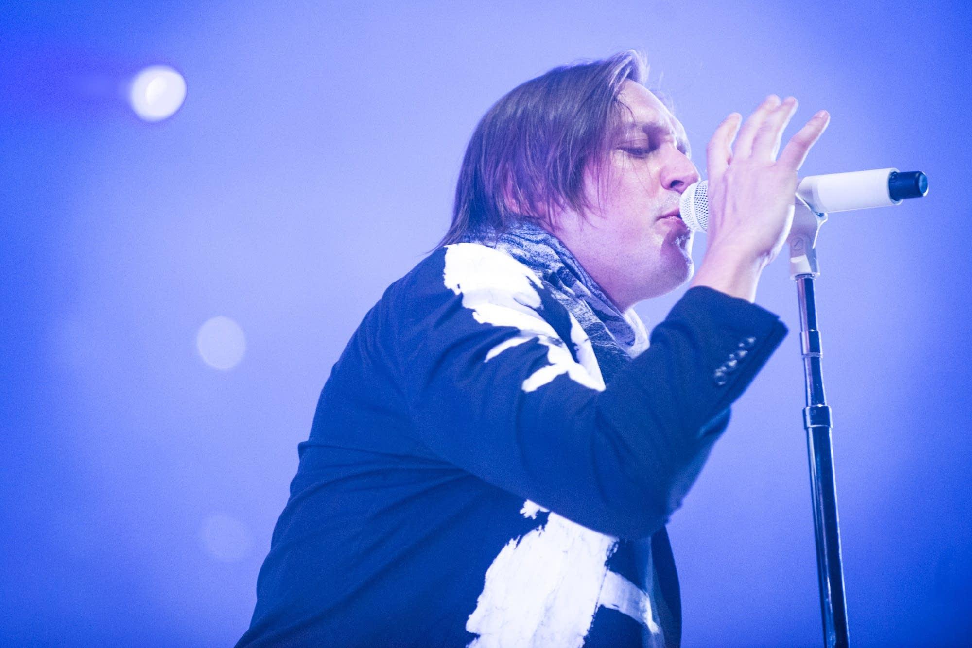 Arcade Fire's Win Butler