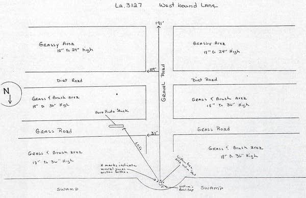 Map of Doyle Simpson's tree