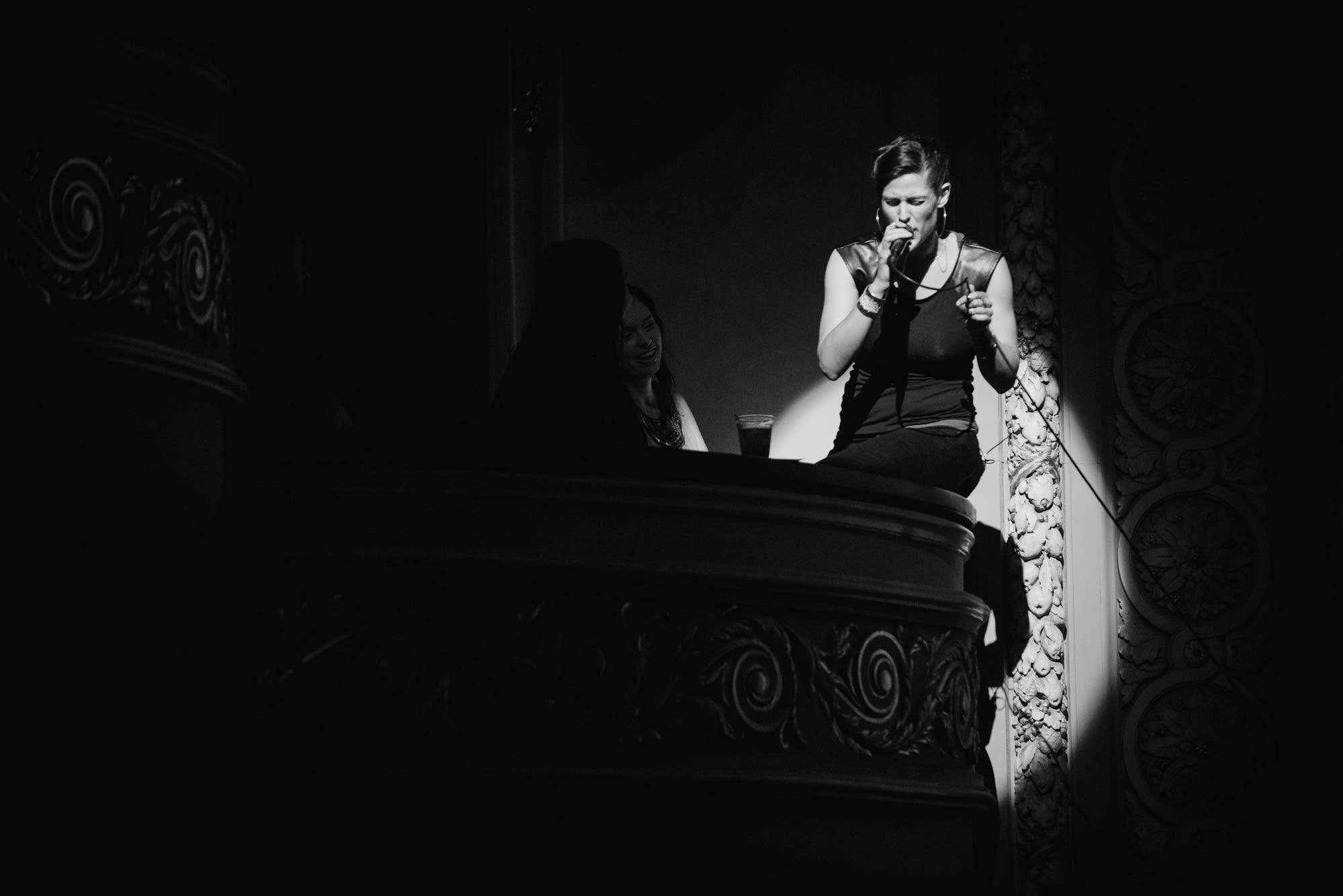 Dessa at the Fitzgerald Theater
