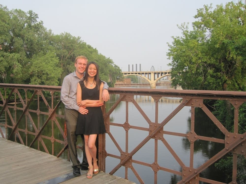 Mike Ries and Jing Yu