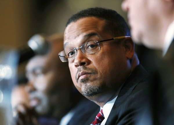 U.S. Rep. Keith Ellison.
