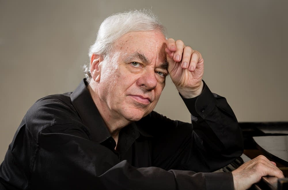 pianist richard goode
