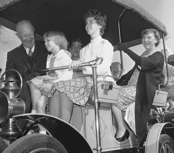 Eisenhower family