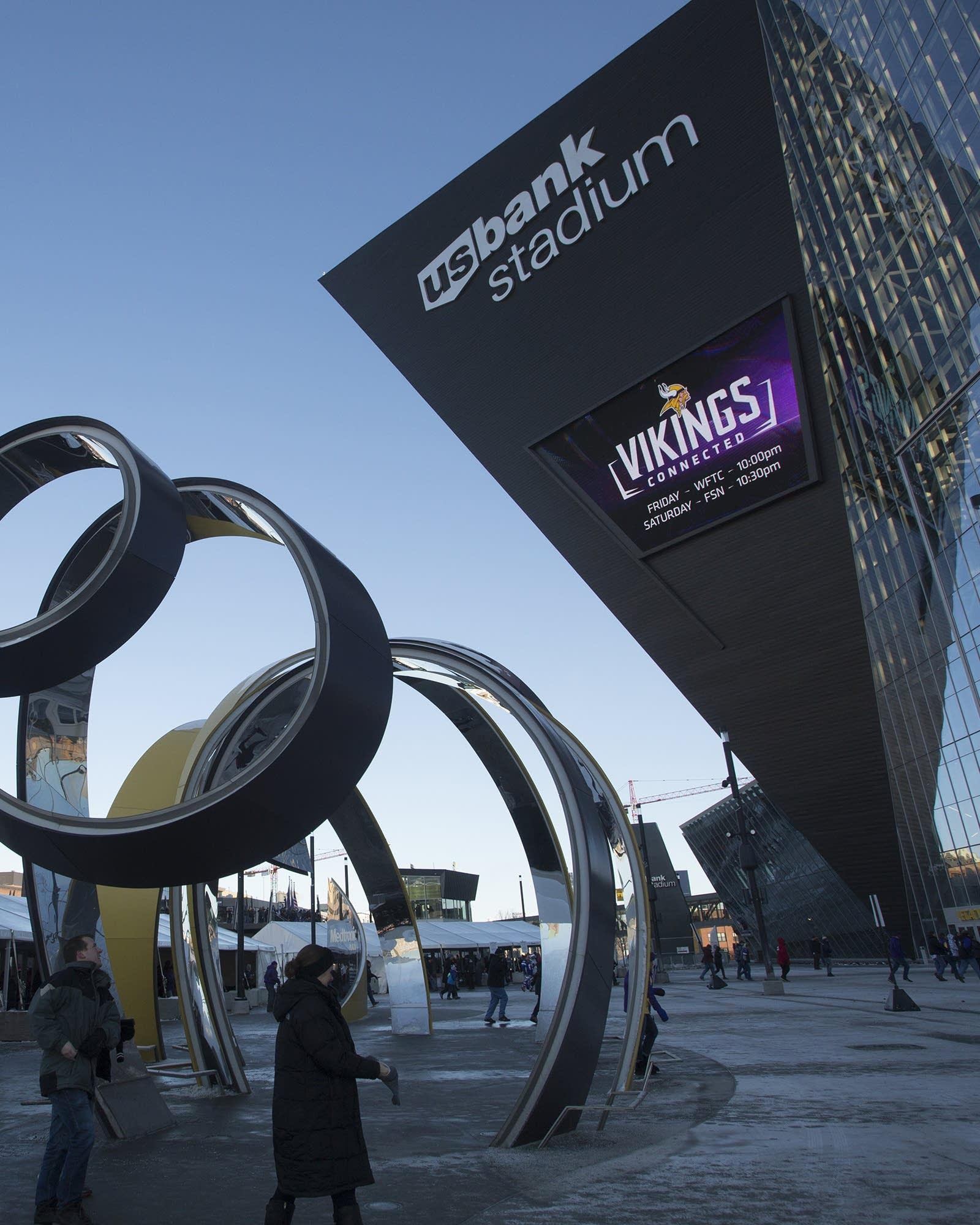 It's still unclear how much money the Super Bowl will bring