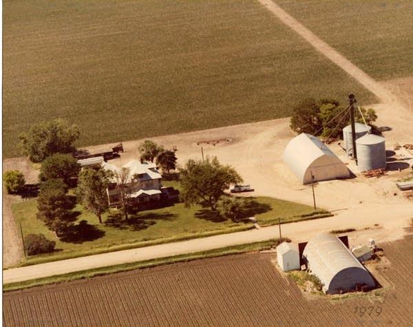 Jacobson farm in Nebraska, 1979