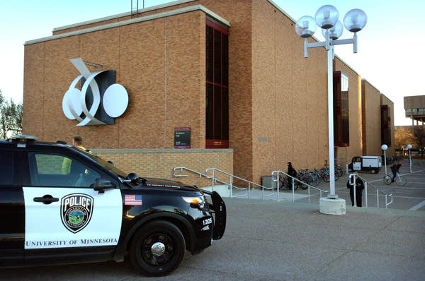 U of M attempted robbery