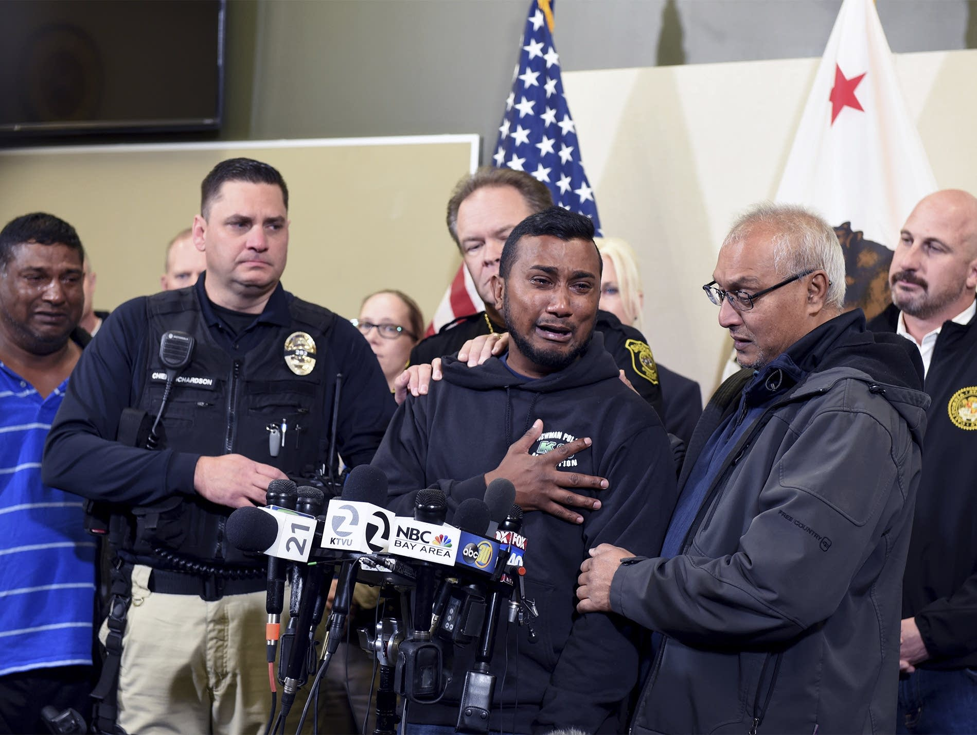 california officer s killing reignites sanctuary law fight mpr news