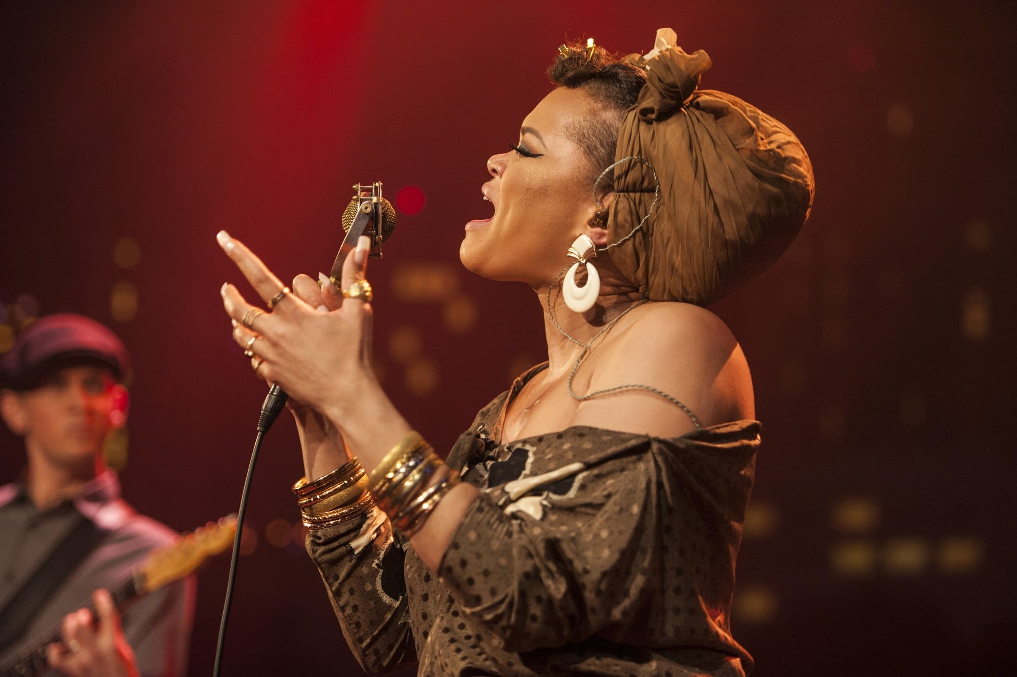 Andra Day performs on 'Austin City Limits'
