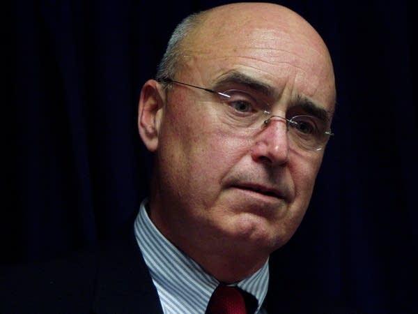 Norm Coleman's lead attorney Fritz Knaak
